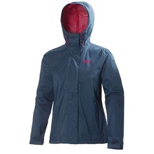 Helly Hansen Women's Nine K Rain Jacket NEW w/TAG!